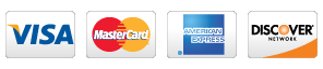 Accepted Credit Card Logos
