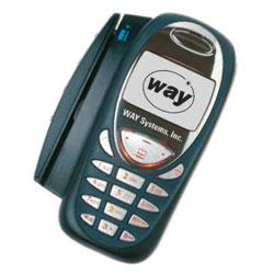 WAY Systems MTT-1581 Portable Credit Card Terminal