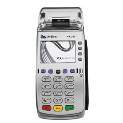 Verifone Credit Card Terminal