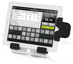 iPAD POS Processing